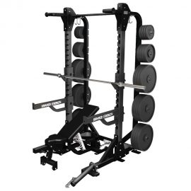 Hammer Strength - Half Rack